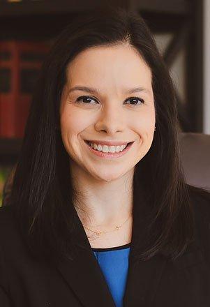 Houston attorney, Giovanna Schillaci Passauer